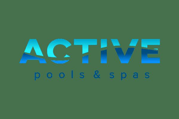 Active Pools & Spas Logo
