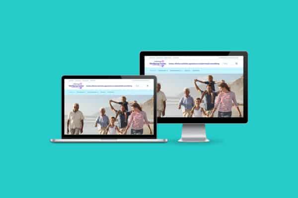 Coffs Coast Wellbeing Centre WordPress CMS Website