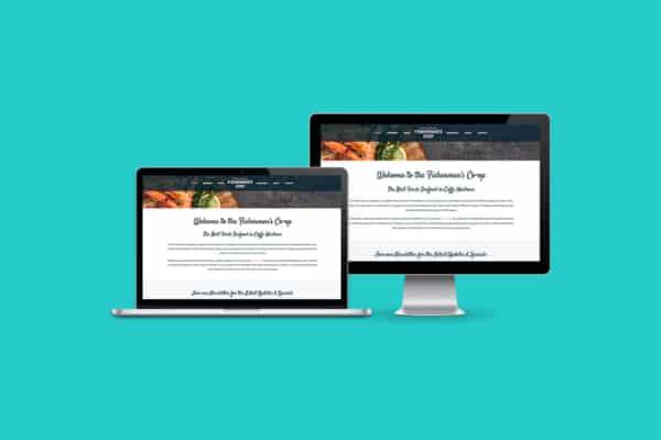 Coffs Harbour Fishermen's Co-Op WordPress CMS Website