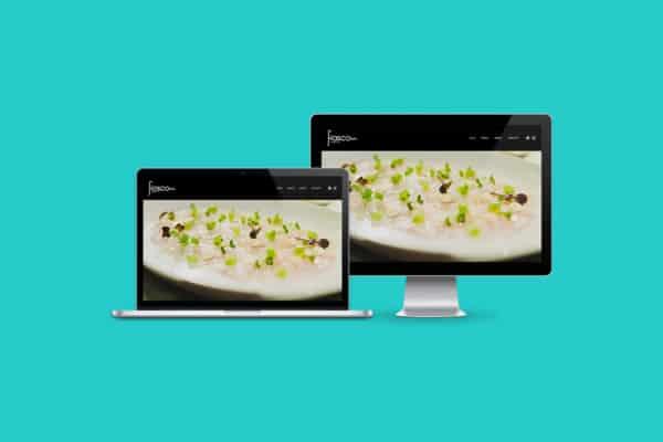 Fiasco Ristorante + Bar WordPress CMS Website