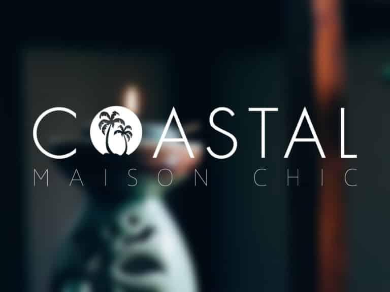 Logo Design for Coastal Maison Chic in Coffs Harbour