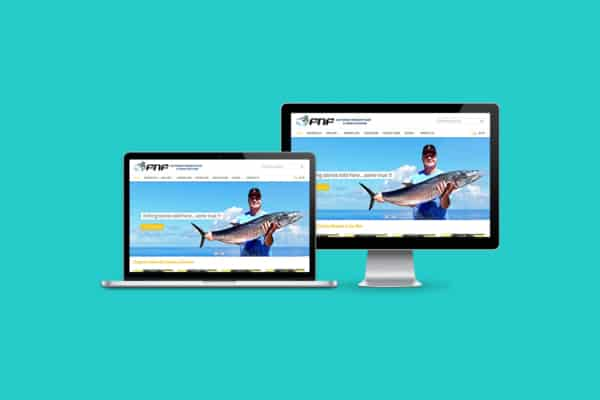 Magnetic Adventure Hire WordPress CMS Website