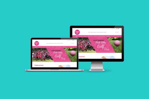 Pink Silks Trust WordPress CMS Website