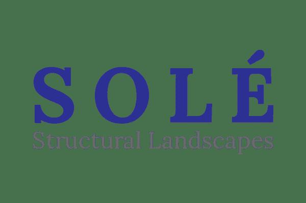 Solé Structural Landscapes Logo
