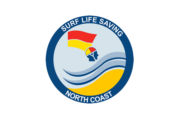 Surf Life Saving North Coast Logo