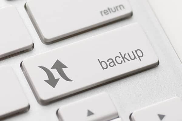Website Back-Up Solution